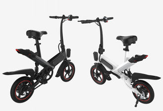 China High ebikebon Steel Portable Folding Electric Bike Maximum Load 120 Kg Durable supplier
