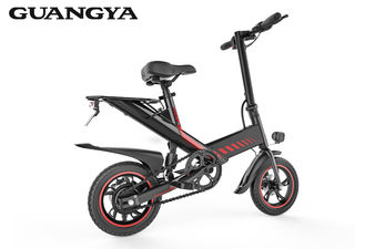 China 14 Inch Electric Folding Bike Lightweight Environmental Protection Energy Saving Assistant supplier